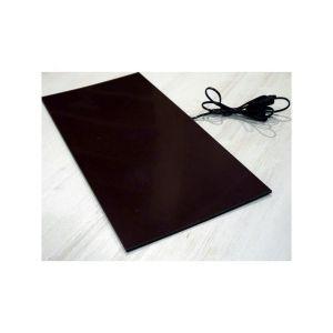 2HEAT Fiber, 30x60cm, 50W-80W PTC, fiber warmteplaat dikte 8mm geschikt als beenverwarmer