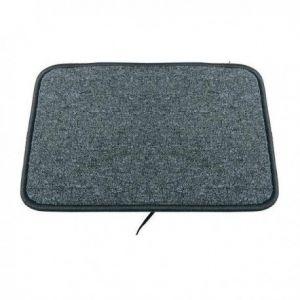 40x60cm warme voeten mat 30w, antraciet, 24V, voorzien aansluitsnoer