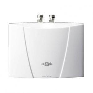 Elektronische kleine doorstroomverwarmer Clage MBH 6, 5700W, drukuitvoering hydraulisch geregeld