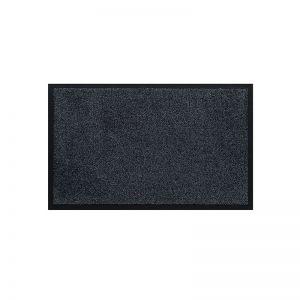Doorloopmat / Schoonloopmat / Droogloopmat antraciet 80x60cm, onverwarmd