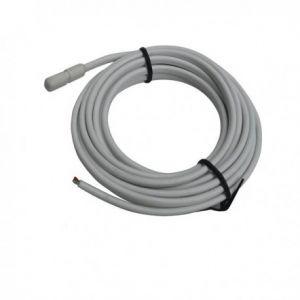 Externe sensor 10K NTC, lengte 250cm, wit, geschikt voor de meeste thermostaten