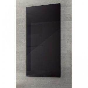 Schloss IR paneel zwart 580W glas, 60x100cm, 230V, verlijmde voorplaat en achterplaat