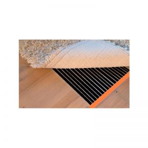 Karpet verwarming / parket verwarming / infrarood folie vloerverwarming elektrisch 75 cm x 50 tot 300 cm
