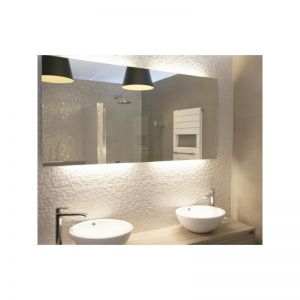 spvw-400W/m2-75x200cm-600W, 230Vac, spiegelverwarming