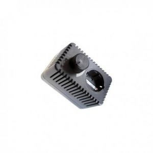 Plugin dimmer 3000W met draaiknop zonder aan/uit, randaarde, 230Vac
