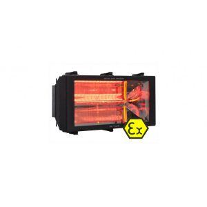 Helios EHASAFE15-AL ATEX loodsverwarming /  bedrijfshal verwarming