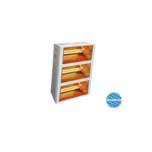 Helios TITAN EHTV3 45 loodsverwarming /  bedrijfshal verwarming