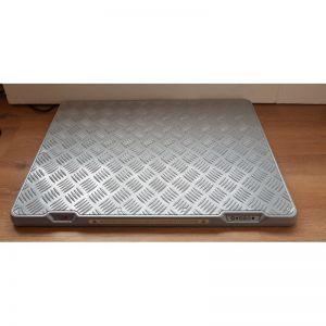 infrarood warmteplaat werkpek verwarming met afstandsbediening 250 Watt 2HEAT ELA250