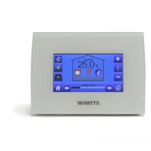 Watts Touchscreen controller Wit of Zwart WiFi, BT-CT02-WT RF WiFi, inbouw