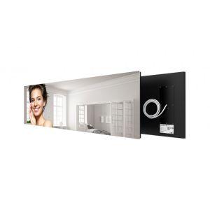 Welltherm 625 Watt Spiegel paneel frameless