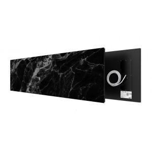 Black Marble 625 Watt stone art paneel Welltherm