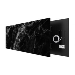 Black Marble 930 Watt stone art paneel Welltherm