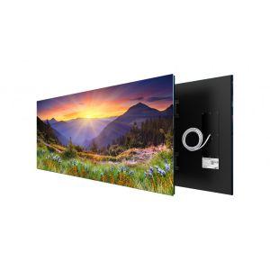 Welltherm 930 Watt foto print infrarood verwarmingspaneel frameless
