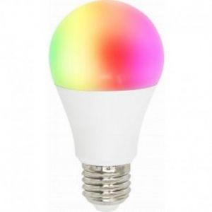 Wifi RBG LED bulb E14 5076, 230V, tuya compatible