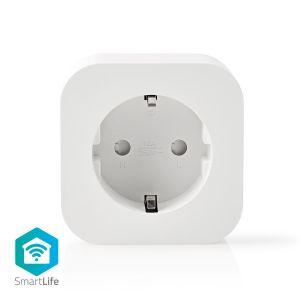 WI-FI Smart Stekker | 2500 W | Schuko / Type-F (CEE 7/7) | -10 - 45 °C | Android & iOS |  Wit