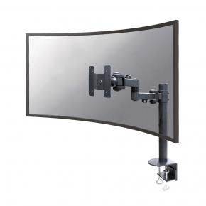 Newstar FPMA-D960BLACKPLUS Flat Screen Desk Mount (clamp) high capacity [10 - 49 inch, 20 kg]