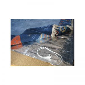 Karpet verwarming / parket verwarming / infrarood aluminium vloerverwarming 100x150cm 225 Watt