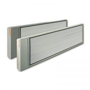 900W hoog temperatuur infrarood heater donkerstraler Fenix Ecosun 230V, 1 fase aansluiting