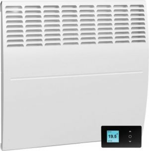 ECOF 2500W F129 Atlantic, convector met digitale thermostaat en open raam detectie