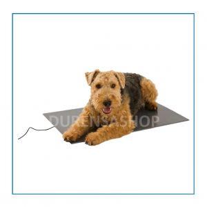 Dierenverwarmingsmat kunststof , poezen / katten verwarmingsmat, honden verwarmingsmat 58*81 CM 230V 50 watt