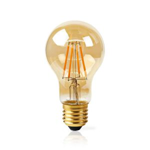 Wi-Fi Smart LED Filament Lamp | E27 | A60 | 5 W | 500 lm