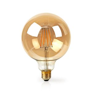 Wi-Fi Smart LED Filament Lamp | E27 | 125 mm | 5 W | 500 lm